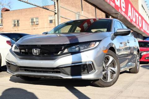 2020 Honda Civic for sale at HILLSIDE AUTO MALL INC in Jamaica NY