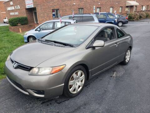 2006 Honda Civic for sale at ARA Auto Sales in Winston-Salem NC