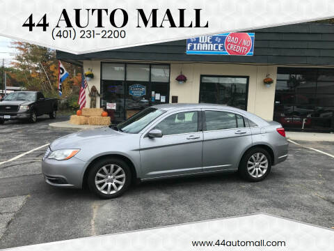 2013 Chrysler 200 for sale at 44 Auto Mall in Smithfield RI