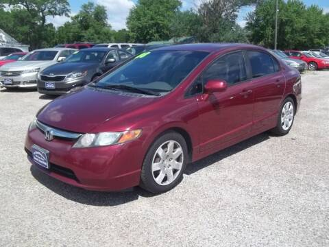 2008 Honda Civic for sale at BRETT SPAULDING SALES in Onawa IA