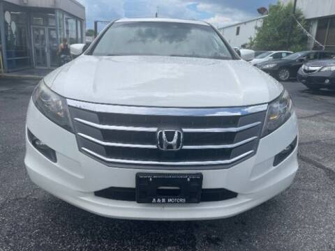 2012 Honda Crosstour for sale at A&R Motors in Baltimore MD