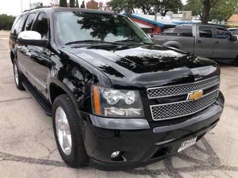 2014 Chevrolet Suburban for sale at PRESTIGE AUTOPLEX LLC in Austin TX