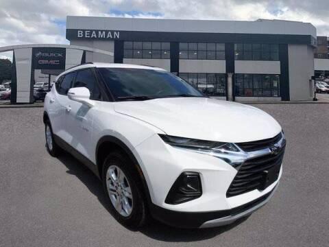 2019 Chevrolet Blazer for sale at BEAMAN TOYOTA - Beaman Buick GMC in Nashville TN
