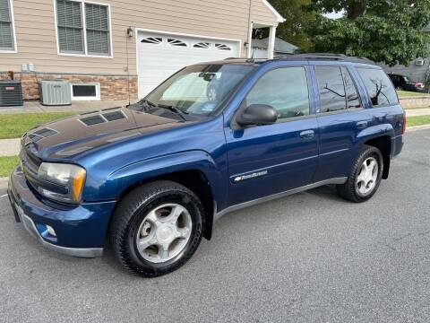 2004 Chevrolet TrailBlazer for sale at Jordan Auto Group in Paterson NJ