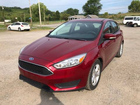 2015 Ford Focus for sale at G & H Automotive in Mount Pleasant PA