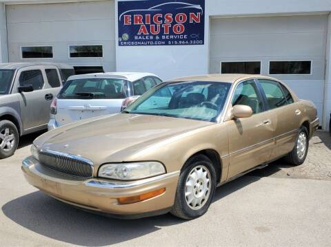1999 Buick Park Avenue for sale at Ericson Auto in Ankeny IA