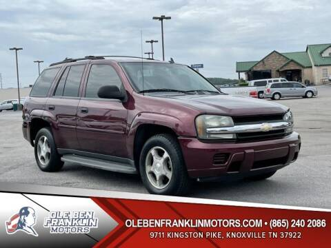 2007 Chevrolet TrailBlazer for sale at Ole Ben Franklin Motors Clinton Highway in Knoxville TN