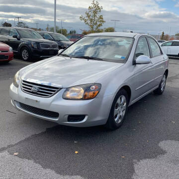 2009 Kia Spectra for sale at American & Import Automotive in Cheektowaga NY