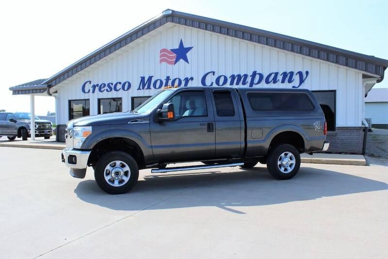 2016 Ford F-250 Super Duty for sale at Cresco Motor Company in Cresco IA