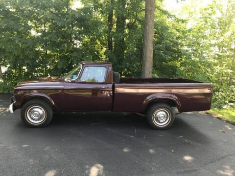 1961 Studebaker Champion for sale at Classic Car Deals in Cadillac MI