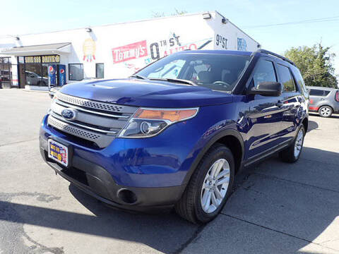 2015 Ford Explorer for sale at Tommy's 9th Street Auto Sales in Walla Walla WA