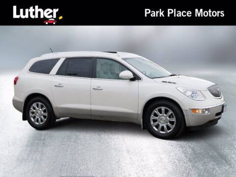 2012 Buick Enclave for sale at Park Place Motor Cars in Rochester MN
