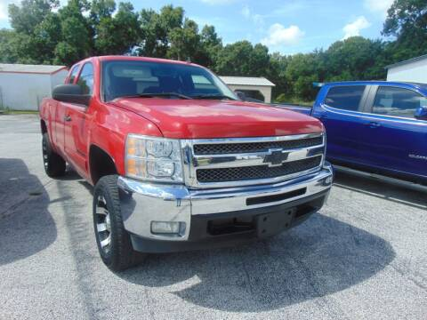 2012 Chevrolet Silverado 1500 for sale at Payday Motor Sales in Lakeland FL