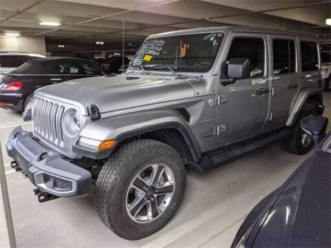 2018 Jeep Wrangler Unlimited for sale at Camelback Volkswagen Subaru in Phoenix AZ