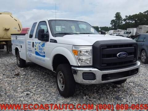 2016 Ford F-250 Super Duty for sale at East Coast Auto Source Inc. in Bedford VA
