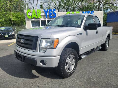 2009 Ford F-150 for sale at Car Yes Auto Sales in Baltimore MD