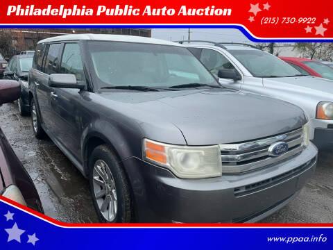 2009 Ford Flex for sale at Philadelphia Public Auto Auction in Philadelphia PA