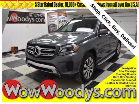 2018 Mercedes-Benz GLS for sale at WOODY'S AUTOMOTIVE GROUP in Chillicothe MO