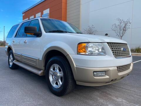 2006 Ford Expedition for sale at ELAN AUTOMOTIVE GROUP in Buford GA