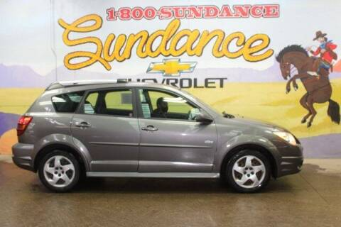 2007 Pontiac Vibe for sale at Sundance Chevrolet in Grand Ledge MI
