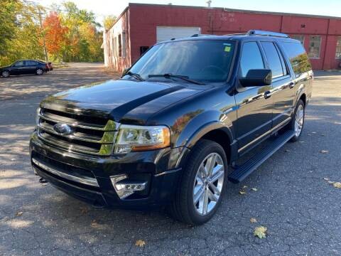 2015 Ford Expedition EL for sale at ENFIELD STREET AUTO SALES in Enfield CT