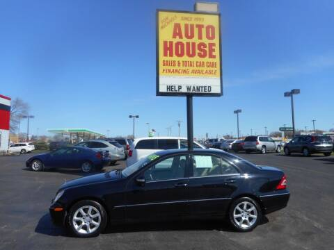 2007 Mercedes-Benz C-Class for sale at AUTO HOUSE WAUKESHA in Waukesha WI