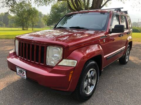 2008 Jeep Liberty for sale at DRIVE N BUY AUTO SALES in Ogden UT