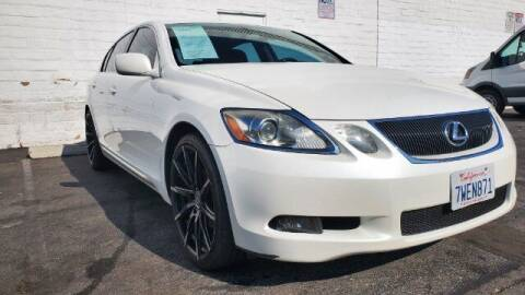2006 Lexus GS 300 for sale at ADVANTAGE AUTO SALES INC in Bell CA