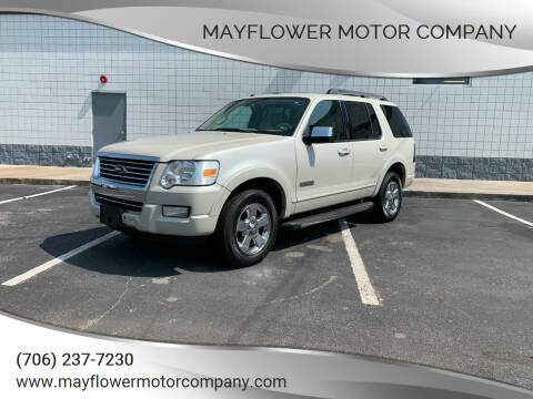 2006 Ford Explorer for sale at Mayflower Motor Company in Rome GA