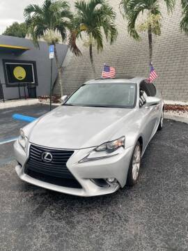2016 Lexus IS 200t for sale at YOUR BEST DRIVE in Oakland Park FL