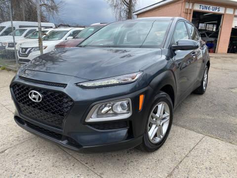 2019 Hyundai Kona for sale at Seaview Motors and Repair LLC in Bridgeport CT