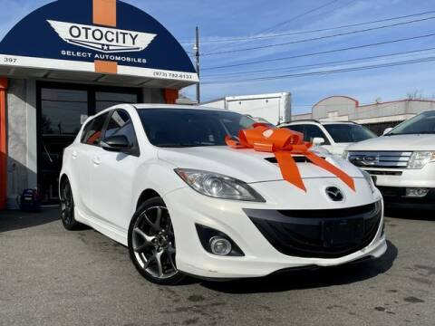 2013 Mazda MAZDASPEED3 for sale at OTOCITY in Totowa NJ