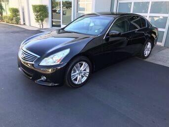 2011 Infiniti G37 Sedan for sale at Autos Direct in Costa Mesa CA