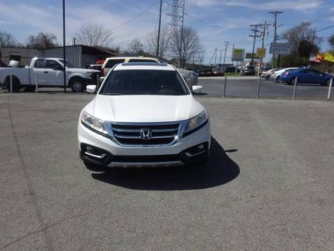 2013 Honda Crosstour for sale at Knoxville Used Cars in Knoxville TN