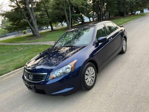 2009 Honda Accord for sale at Starz Auto Group in Delran NJ