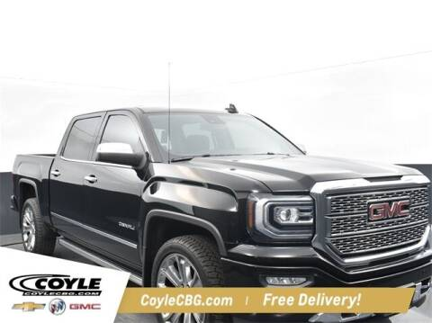2018 GMC Sierra 1500 for sale at COYLE GM - COYLE NISSAN in Clarksville IN