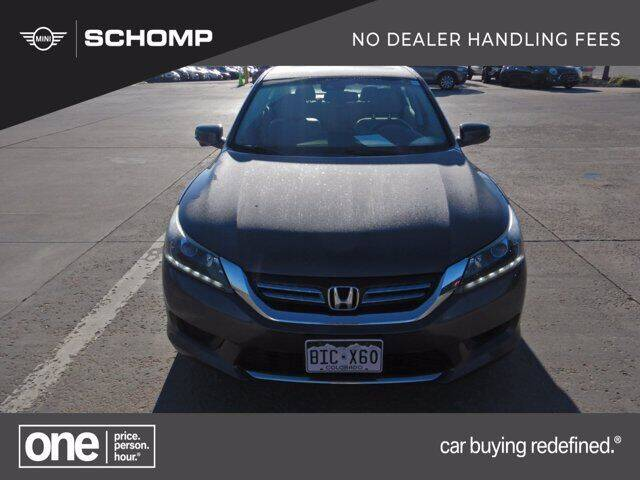 2014 Honda Accord Hybrid for sale in Highlands Ranch, CO