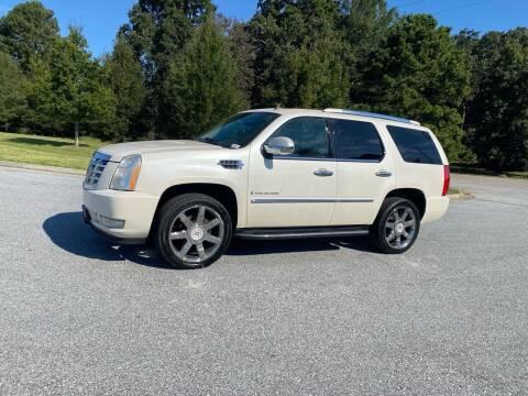 2007 Cadillac Escalade for sale at GTO United Auto Sales LLC in Lawrenceville GA