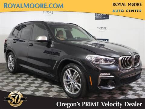 2018 BMW X3 for sale at Royal Moore Custom Finance in Hillsboro OR