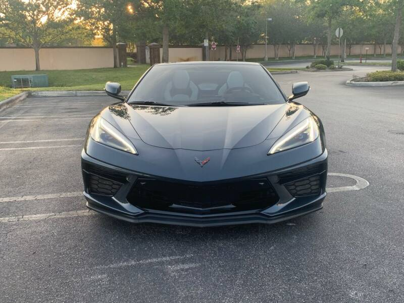 2020 Chevrolet Corvette for sale at Global Auto Sales USA in Miami FL