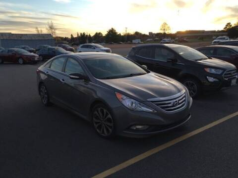 2014 Hyundai Sonata for sale at Gross Motors of Marshfield in Marshfield WI