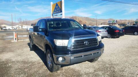 2007 Toyota Tundra for sale at Auto Depot in Carson City NV