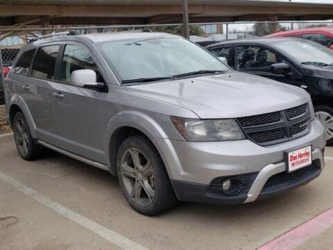 2017 Dodge Journey for sale at Don Herring Mitsubishi in Plano TX