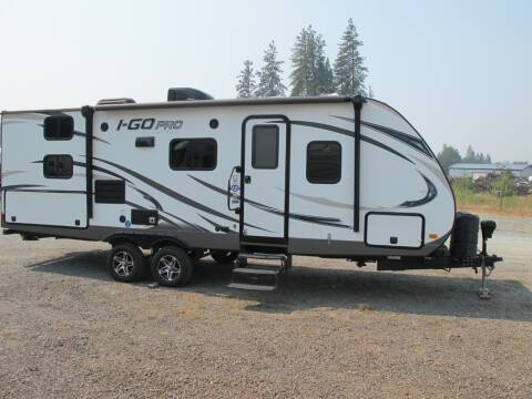 2016 I - GO 26 SLIDE OUT for sale at Oregon RV Outlet LLC - Travel Trailers in Grants Pass OR