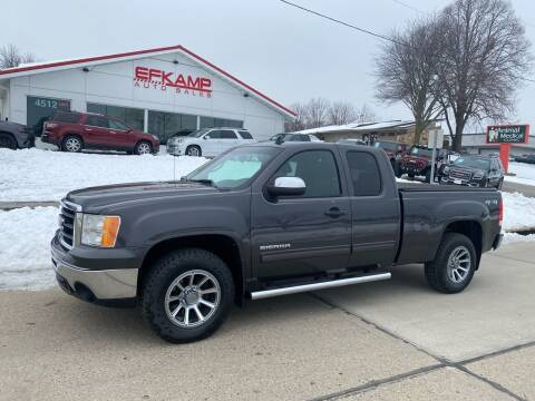 2011 GMC Sierra 1500 for sale at Efkamp Auto Sales LLC in Des Moines IA