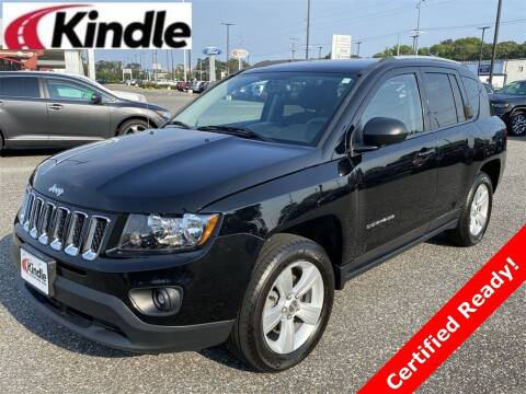 2016 Jeep Compass for sale at Kindle Auto Plaza in Cape May Court House NJ