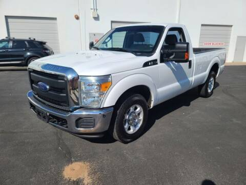 2016 Ford F-250 Super Duty for sale at NEW UNION FLEET SERVICES LLC in Goodyear AZ