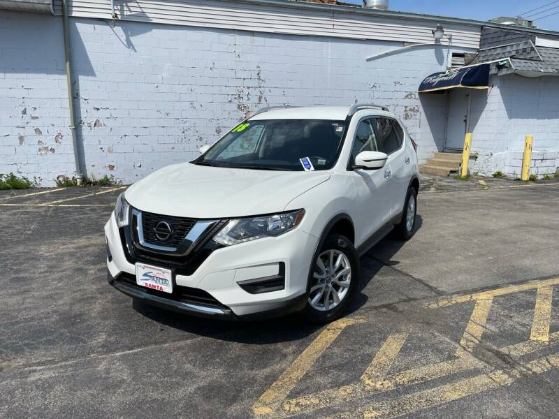 2018 Nissan Rogue for sale at Santa Motors Inc in Rochester NY