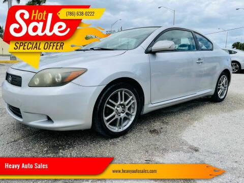 2009 Scion tC for sale at Heavy Auto Sales in Miami FL