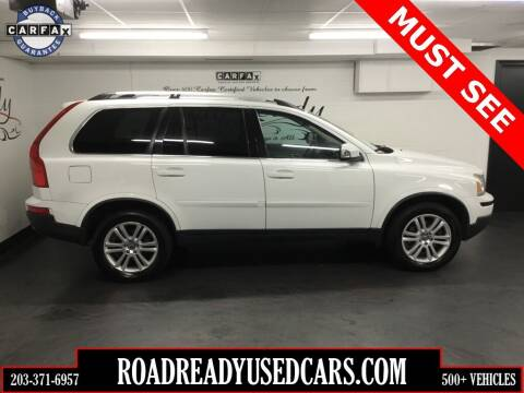 2011 Volvo XC90 for sale at Road Ready Used Cars in Ansonia CT